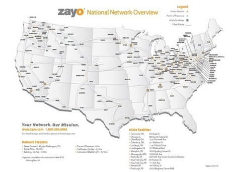 Zayo Group Relocates Headquarters to Boulder, Colorado   Cabinets and Cages Colocation Spaces   Scoop.it