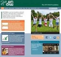Meet the new AVICHAI.org » AVI CHAI | Jewish Education Around the World | Scoop.it