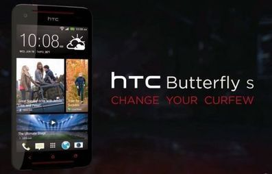 HTC Butterfly s officially unveiled [video] | Android | Scoop.it