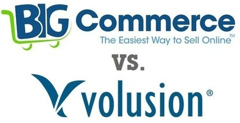 What's The Difference Between Volusion and Bigcommerce? - 1Digital Agency | Bigcommerce | Scoop.it