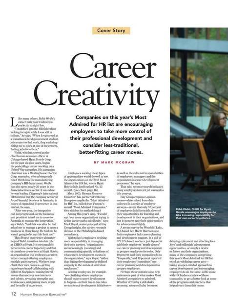 Career Creativity | Career Development | Scoop.it