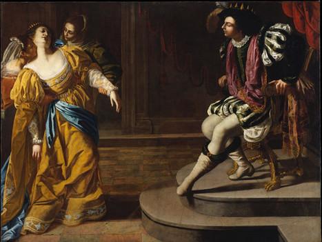 Artemisia Gentileschi al Museo di Roma - Roma - Arte.it   My city Rome   Scoop.it