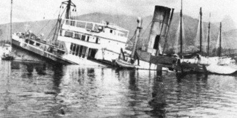 Papeete va commémorer le centenaire du bombardement | Nos Racines | Scoop.it