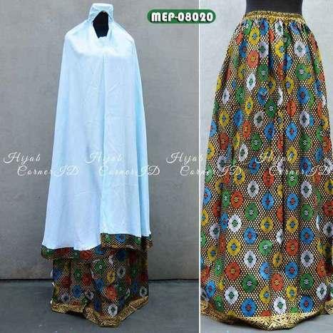 Mukena-Etnik-Prada-08020 | Atisomya Hijab | Scoop.it