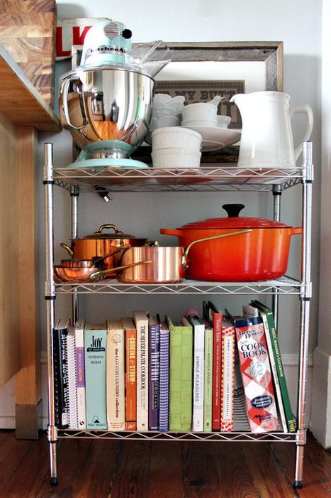 Storage Solutions Kitchen Closet Shelving Ideas   Rhinway- home design   Scoop.it
