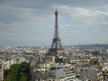 Eiffel tower renovation includes wind turbines | Business Energy | Scoop.it