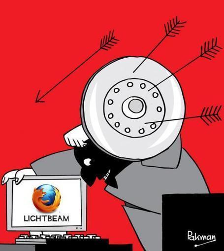 Lightbeam, un pas vers la transparence sur Internet ? | Shabba's news | Scoop.it