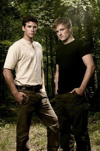 Untagged Photos of Josh Hutcherson and Liam Hemsworth as ... | De todo!!! | Scoop.it