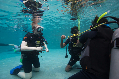 The Highs and Lows of Learning to Dive | All about water, the oceans, environmental issues | Scoop.it