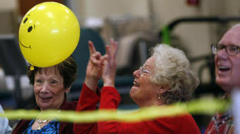 For baby boomers, staying fit past 50 is not a gray area - Los Angeles Times | Health and Wellness | Scoop.it