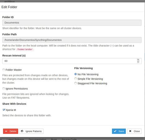 Syncthing: comparte archivos de forma privada y libre | Herramientas digitales | Scoop.it