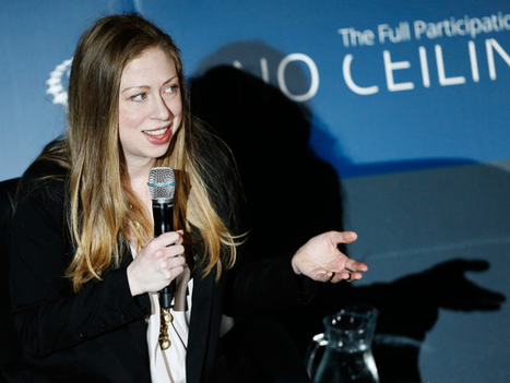 Chelsea Clinton: Internet Access Is Key to Gender Equality | WIRED | Occupy Your Voice! Mulit-Media News and Net Neutrality Too | Scoop.it