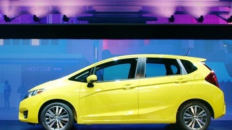 Honda Markets its Fit to Gen Y - Chief Marketer | Digital-News on Scoop.it today | Scoop.it