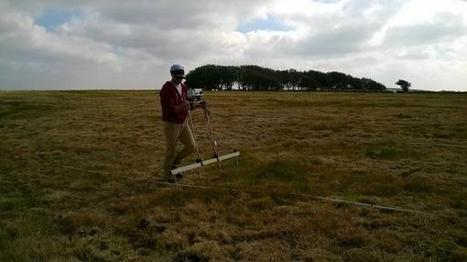 "Archaeology ENPA on Twitter: ""Geophysical survey underway on Spooners last week for the Exmoor Mires Project. L http://t.co/eYbgzHxAq6"" 