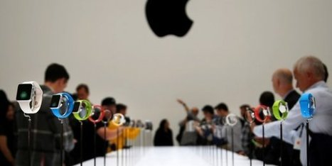 Montres connectées : opération sauve-qui-peut pour l'Apple Watch | Digital News in France | Scoop.it