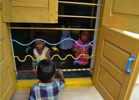 "Kabir Vajpeyi's #6WordChangeStory: ""Developing Schools' Built Environment as Learning Resource"" | Start Empathy | Scoop.it"