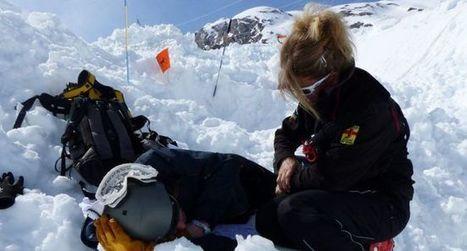 Stations de ski : la régulation des blessés interpelle | Vallée d'Aure - Pyrénées | Scoop.it