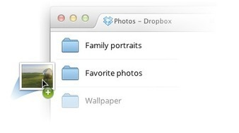 The Dropbox Blog » Blog Archive » Drag and drop it like it's hot! | Trucs et astuces du net | Scoop.it