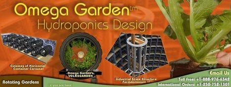 OmegaGarden.com - Omega Gardens™: Industry Leading Hydroponics Designs for Indoor Gardening | hcjambi | Scoop.it