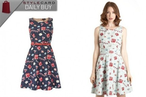Daily Buy: Yumi London Dress   StyleCard Fashion Portal   StyleCard Fashion   Scoop.it