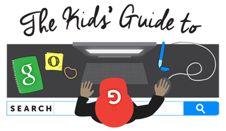 The Kids' Guide to Google Search | Pedagogia Infomacional | Scoop.it
