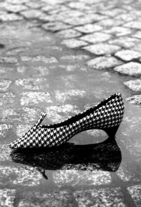 Black&White | Preto&Branco | SHOES | Scoop.it