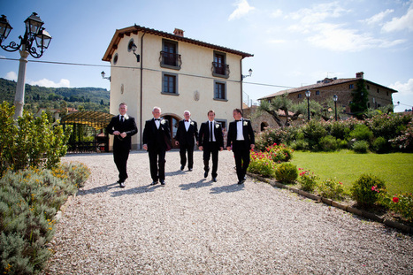 Italy Villa Wedding - The Perfect Day to Fulfill Your Dreams | Wedding in Italy | Scoop.it