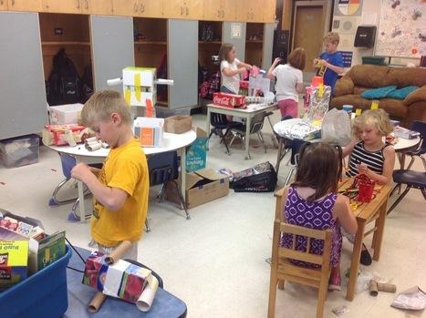 Making Robots   Ms. Cassidy's Classroom Blog   Εδώ Νηπιαγωγείο   Scoop.it