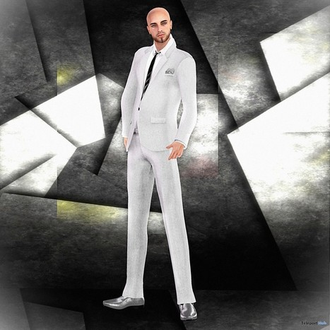 Adam Elegant Suit & Shoes Group Gift by ALTER | Teleport Hub - Second Life Freebies | Second Life Freebies | Scoop.it