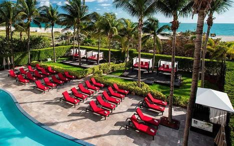 Hilton South Beach | Beach Club Miami | Scoop.it