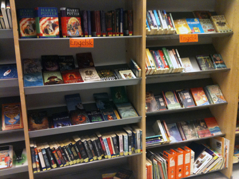 Skolebibliotek kontra bibliotek på skolen | lises myke pakker | Skolebibliotek | Scoop.it