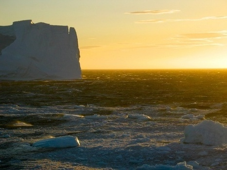 Global Warming Slows Antarctica's Coldest Currents | Sustain Our Earth | Scoop.it
