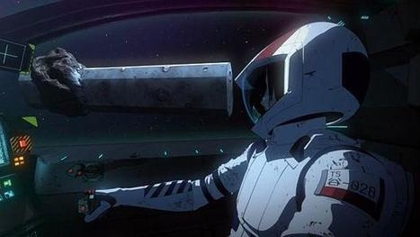 Knights of #Sidonia: 10 Reasons You Should Be Watching #tech #science #anime #Japan | Limitless learning Universe | Scoop.it