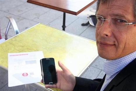 Caen. Le QR code qui renseigne les secours évolue. | De la bonne utilisation des QR-Codes | Scoop.it