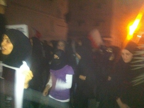 Sitra: the heart of the Bahraini revolution   Witness Bahrain   Human Rights and the Will to be free   Scoop.it