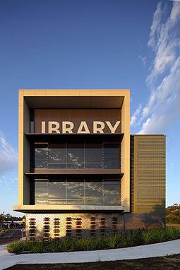 Learned architecture: Australia's best new libraries for 2014 | innovative libraries | Scoop.it