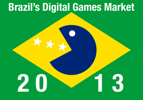 Can Brazil lead the $3.9B digital games market in Latin America? - SuperData Research | Brazil - Business and News | Scoop.it