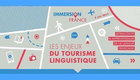 Une nouvelle application mobile pour promouvoir les séjours linguistiques en France | Médias sociaux et tourisme | Scoop.it