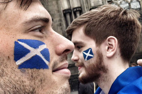 Yes 48% No 52%: record high for indy in 'breakthrough' poll | Referendum 2014 | Scoop.it