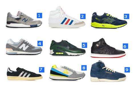 Crooked Tongues – soldes d'été 2013 : 9 baskets à prix réduits | sneakers-actus.fr | Scoop.it