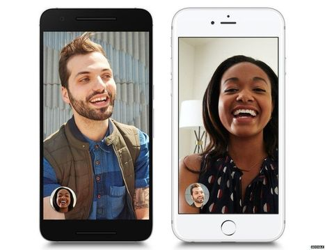 Google launches video chat app, Duo, to compete with FaceTime, Skype and Messenger | Online Marketing Resources | Scoop.it