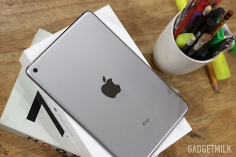 iPad Mini 4 Review | Gadget Milk Philippines | Tech and Gadgets | Scoop.it