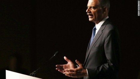 Holder: I back a plan to reduce some drug-related sentences | Police Problems and Policy | Scoop.it