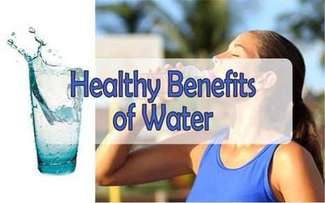 How much water we should drink – Health and Beauty Makeup   Live Healthy   Scoop.it