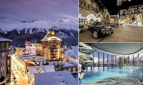 Why rent a ski chalet when you can stay in a palace? | Alpine hotels | Scoop.it