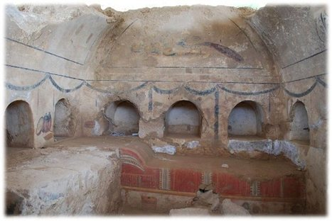 A New Roman Tomb in Corinth, Greece | Archaeology News | Scoop.it