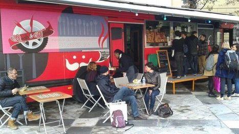 Des étudiants en gastronomie lancent un food truck pour lutter contre le gaspillage alimentaire | Paris pratique, Paris futé, Paris festif... | Scoop.it