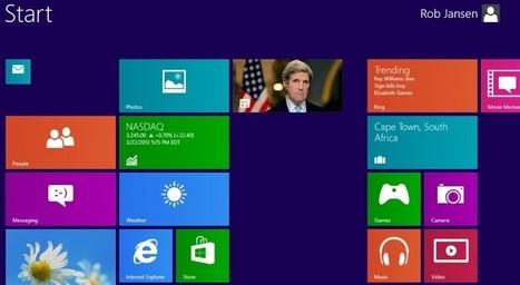 La beta pública de Windows Blue llegará el próximo mes de junio | Uso inteligente de las herramientas TIC | Scoop.it