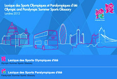 Lexique français - anglais des sports olympiques | CRAKKS | Scoop.it