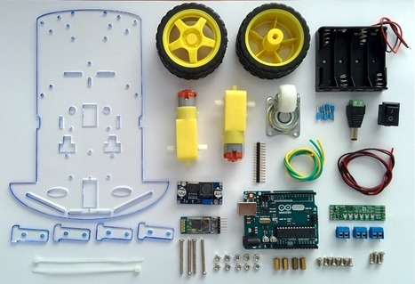 RobotBase con Arduino (BT) | | FOTOTECA INFANTIL | Scoop.it